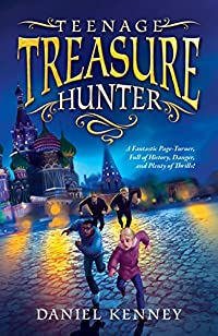 Teenage Treasure Hunter by Daniel Kenney ebook deal