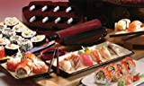 Sushi Magic Combo Nigiri and Rolls Sushi Maker and Sushi Handbook