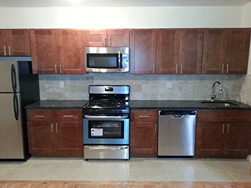 Solid Wood RTA Kitchen Cabinets for 10x10 kitchen (Kitchen Cabinets 10x10 compare prices)