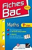 Fiches Bac Maths Tle ES,L: Fiches de cours - Terminale ES, L