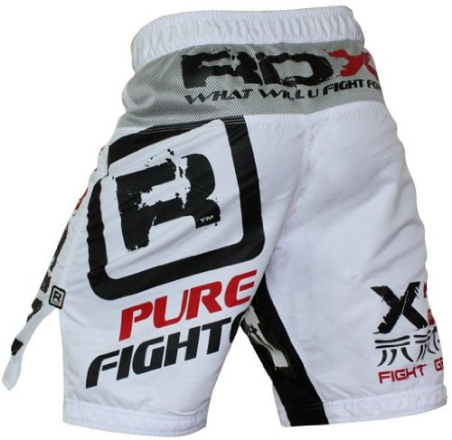 Authentic RDX Flex Fight Shorts UFC MMA Cage Grappling Short Boxing Martial arts, M (31
