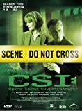 CSI: Crime Scene Investigation - Season 2.2 (3 DVDs) - William L. Petersen, Marg Helgenberger, Gary Dourdan