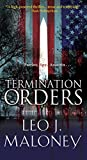 Book cover image for Termination Orders (A Dan Morgan Thriller Book 1)