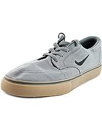 Nike SB Clutch (Dark Grey/Gum Light Brown/Black) Men's Skate Shoes