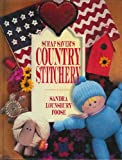img - for Scrap Saver's Country Stitchery (Quick & Easy Scrap Crafts) book / textbook / text book