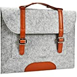 "Unik Case Felt Laptop Sleeve Bag Case Cover For All 13"" 13-Inch Laptop Notebook / Macbook Pro / Macbook Unibody..."