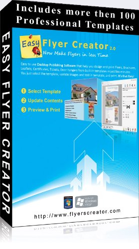 what is the price for easy flyer creator 2 0 design flyers business