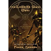 """The Looking Glass Wars"" by Frank Beddor"