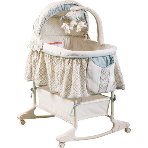 Delta Children's Products Clayton Rocking Bassinet