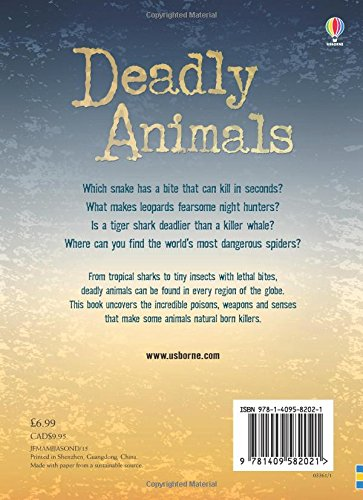 Deadly Animals (Beginners Plus)