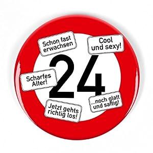 private signs riesen verkehrsschild button zum 24