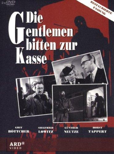 Die Gentlemen bitten zur Kasse, Teil 1-3 [2 DVDs]