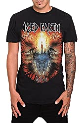Iced Earth - Dystopia T-Shirt