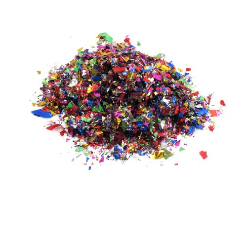 1 Bag Colorful Wedding Festival Birthday Party Supplies Foil Confetti Spirnkles