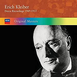 Erich Kleiber - Enregistrements Decca 1949/1955 - 6CD - (Coll. Original Masters)