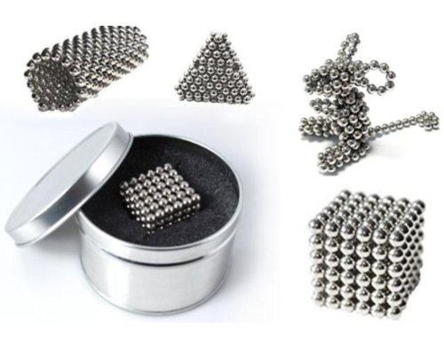 Neodymium Magnetic Magic Balls Puzzle Cube (216 Pieces)