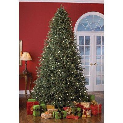 Sylvania 9' Pre-Lit Frasier Fir Tree - Soft White