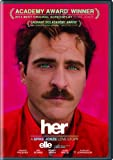 Her [DVD + Digital Copy] (Bilingual)