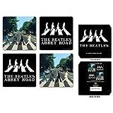 The Beatles Abbey Road Coaster Set (4 Coasters)