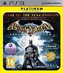 Batman: Arkham Asylum -Game Of The Ye...