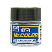 Mr.カラー C123 RLM83ダークグリーン