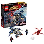 LEGO 76036 Super Heroes Carnage's Shi...