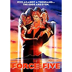 Force Five (remastered widescreen edition)