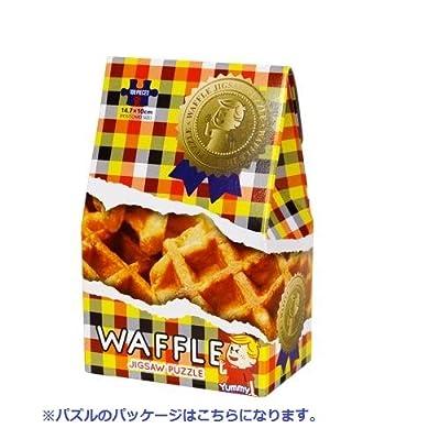 108ピース ジグソーパズル キャンディコレクション ワッフル マイクロピース(10x14.7cm)