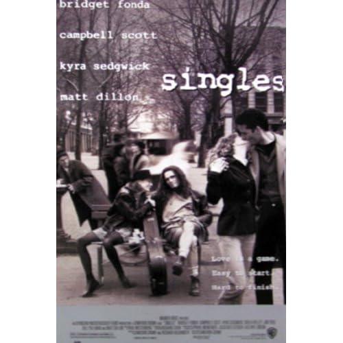 Amazon.com: Singles - Movie Poster: Prints: Posters & Prints