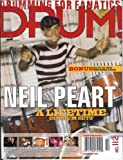 Drum Magazine (October 2005) (Neil Peart - A Lifetime of Drum Sets)