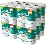 Angel Soft Double Rolls Bath Tissue, 144 Double Rolls