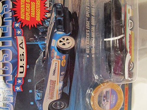 '55 Jukebox Dragsters USA by Johnny Lightning Limited Edition
