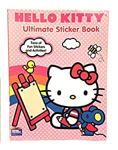 Sanrio Hello Kitty Ultimate Sticker, Game, and Activity Book