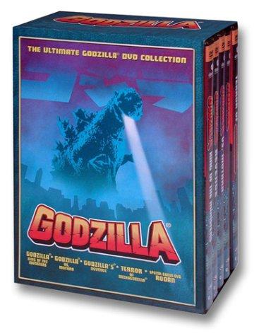 Godzilla - The Ultimate Collection (Godzilla, King of the ...