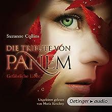 Gefährliche Liebe (Die Tribute von Panem 2) Hörbuch von Suzanne Collins Gesprochen von: Maria Koschny