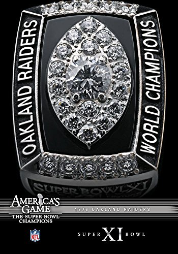 NFL America's Game: 1976 RAIDERS (Super Bowl XI)