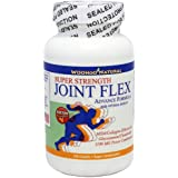 Super Strength JOINT FLEX - The Revolutionary Joint Repair + POWERFUL HEALTHY-Joint Compounds - PREMIUM GRADE Glucosamine, Chondroitin, MSM, Collagen II, Boswellia - 120 Capsules
