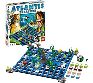 LEGO Atlantis Treasure 3851 3851