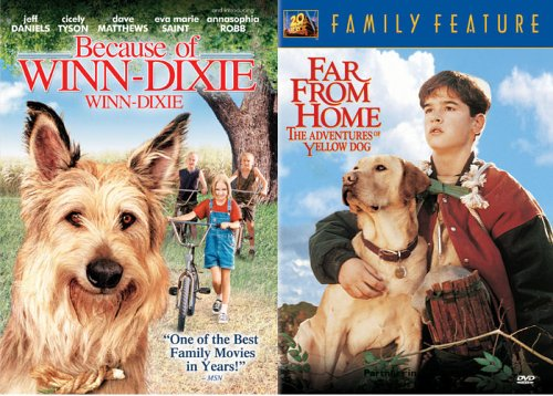 Because Of Winn Dixie / Far From Home: Adventures Of Yellow Dog