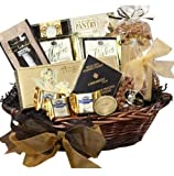 51QY4rNrvyL. SL160  Art of Appreciation Gift Baskets Small Classic Gourmet Food Basket