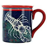Pier 45 Lobster Mug