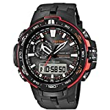 Casio Pro Trek Tough Solar PRW-6000Y-1ER Mens Wristwatch Multiband 6 & Solar