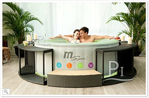Inflatable Hot Tub SPA GLOW LITE