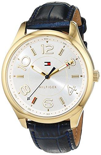 Tommy Hilfiger Damen-Armbanduhr Sophisticated Sport Analog Quarz Leder 1781675 thumbnail