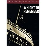 A Night to Remember (The Criterion Collection) ~ Kenneth More