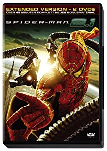 Spider-Man 2.1 (Extended Version) [2 DVDs]