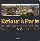 Photo du livre Retour a paris
