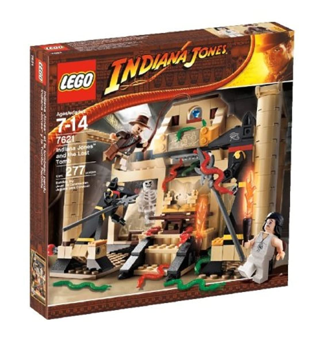 [해외] LEGO INDIANA JONES AND THE LOST TOMB
