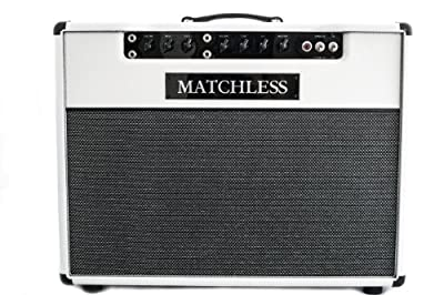 Matchless DC-30 30 Watt Amplifier White from Matchless