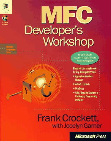 MFC Developer's Workshop: With CDROM (Programming Series) (Programming Mfc compare prices)